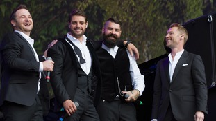 Irish boyband Boyzone to perform at York Racecourse