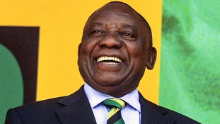 Cyril Ramaphosa to replace Jacob Zuma as South Africa's president