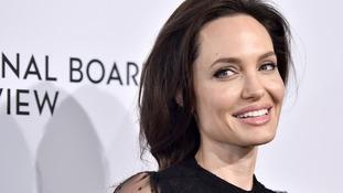 Angelina Jolie among BAFTA A-listers at Royal Albert Hall
