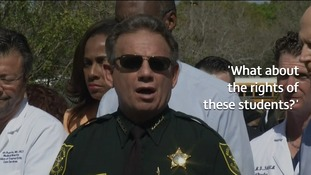 Sheriff Scott Israel said he would get 'very animated' over changes needed.
