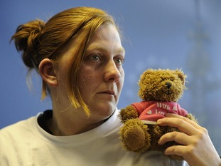 Karen Matthews appeared on television appealing for help to find her daughter