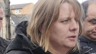 Julie Bushby led the community search for Shannon