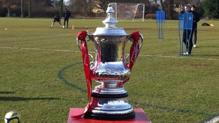 The FA Cup sponsored by Budweiser