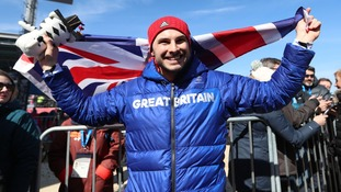 Dom Parsons has taken the UK's first medal of the Pyeongchang Winter Olympics