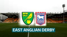 Your guide to Sunday's East Anglian derby