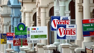 Home-ownership has 'collapsed' among 25 to 34-year-olds.