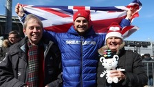 Team GB wins first 2018 Winter Olympics medal