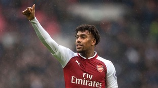 Alex Iwobi believes Arsenal can win the Europa League and finish in the top four