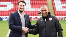 José Morais at Oakwell