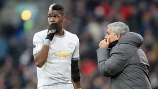 Manchester United boss not happy with the media over the reporting of his relationship with Paul Pogba