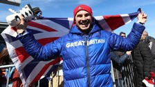 Dom Parsons wins Team GB's first 2018 Winter Olympics medal