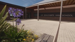 Les Beaucamps potential site for two-school model