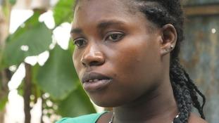 Woman tells ITV News she began relationship with 'orgy-loving' Oxfam ex-Haiti chief Roland van Hauwermeiren at 17