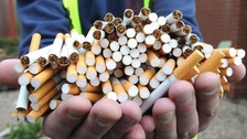 Millions of cigarettes seized at Kent port