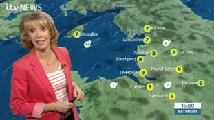 Here's Emma with your Granada weekend weather