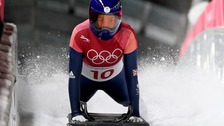 Wrexham's Laura Deas wins bronze in the Winter Olympics