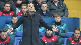It was not the happiest of returns for Carlos Carvalhal as Sheffield Wednesday held Swansea City in the FA Cup