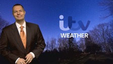 James Wright has the weekend weather forecast