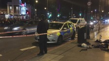 Teen hospitalised after being stabbed in south London