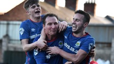 Linfield clinch hard-fought win over Cliftonville