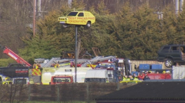 Carlisle Auto Salvage >> Tributes to 'family man' killed in scrapyard forklift ...