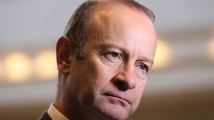 Henry Bolton sacked as Ukip leader after party backs no confidence vote
