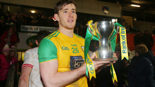 Donegal win over Tyrone to lift McKenna Cup