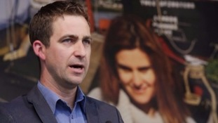 Jo Cox's husband quits charity roles over 'inappropriate' behaviour