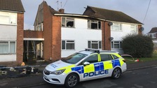 Elderly man dies in fire at home in Gloucester
