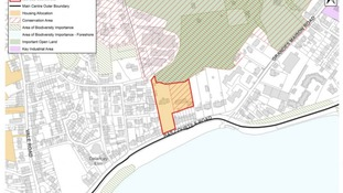 Plans to build more than a dozen homes in St Sampson