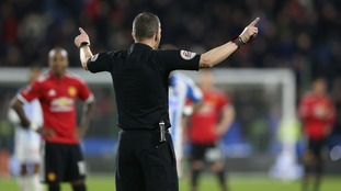 Man United boss Jose Mourinho has claimed the decision to rule out Juan Mata's goal in the FA Cup went against protocol