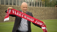 Uwe Rosler sacked as manager of Fleetwood Town FC