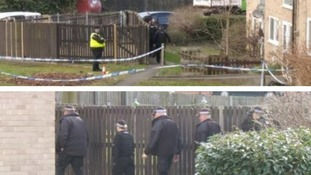 Police were called to Avonside Drive just after 9am this morning (Sunday 18 February).