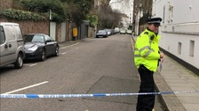 Murder investigation launched in Kensington