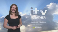 Wales weather: Cloudy with outbreaks of rain