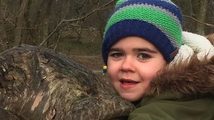 Alfie Dingley, 6, used a cannabis-based medicine to control his seizures.