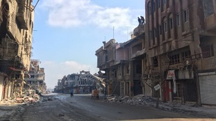 ITV News in Mosul: City now a place of the dead after double hell of IS occupation and liberation