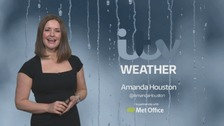 Wales weather: Cloudy with spots of rain