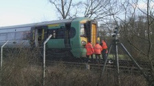 Rail line reopens after fatal level crossing crash
