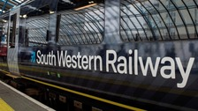 Electrical fault blocks rail lines on SWR train routes
