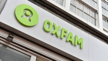 Oxfam witness 'physically threatened and intimidated'