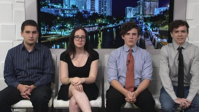 florida massacre survivors demand gun
