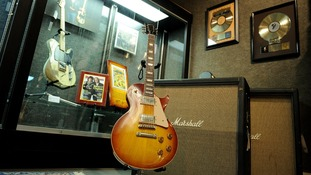 Iconic guitar-maker Gibson could face bankruptcy