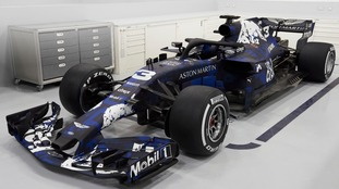 Red Bull become first Formula One front-runner to reveal their car for 2018