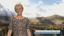 Wales Weather: A dreary but mild day ahead!