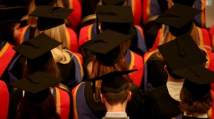 The cost of English universities is high compared to elsewhere.