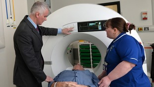 World's first dedicated CT heart scanner at Ulster Hospital