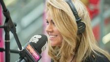 Radio City's Leanne Campbell told listeners about the cinema audience
