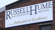 Almost 300 jobs axed as meat supplier Russell Hume goes into administration