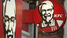 KFC forced to shut some outlets due to chicken shortage